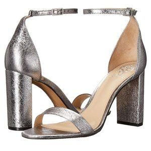 Vince Camuto Mairana Heel, radiant silver